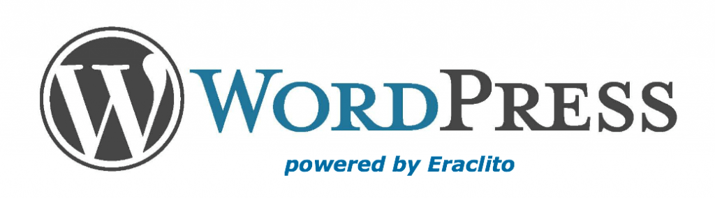 wordpress powered by Eraclito